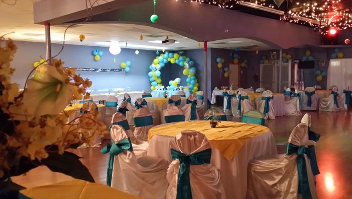 baby shower salons in miami miami salon de fiestas locations 6255